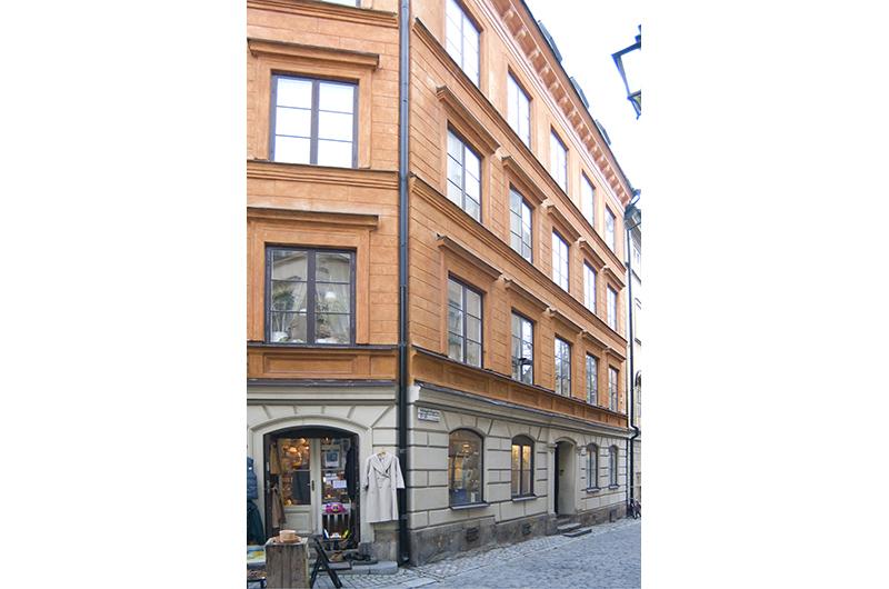 Baggensgatan 24, Själagårdsgatan 17
