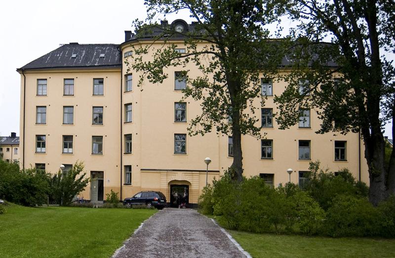 Alstaviksvägen 3-11, Långholmsmuren 2A-E
