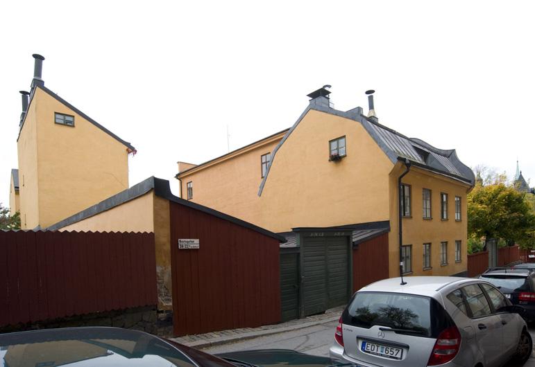 Bastugatan 22A-E, 24A-B