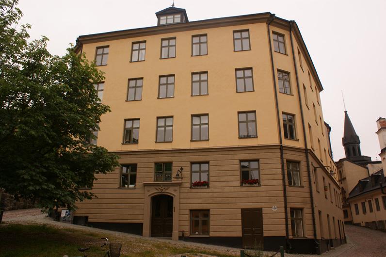 Bastugatan 12A-D, Pryssgränd 1