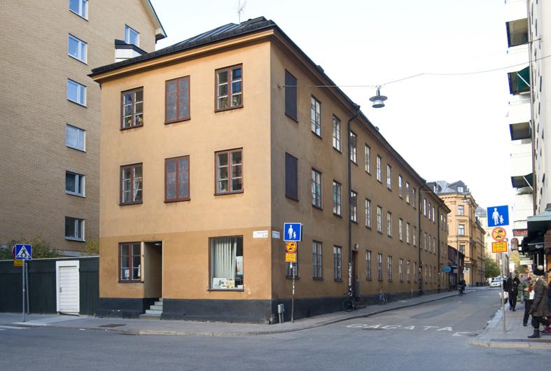 Skånegatan 67A, Skånegatan 69, Södermannagatan 28-32