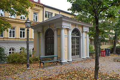 Drottninggatan 116B